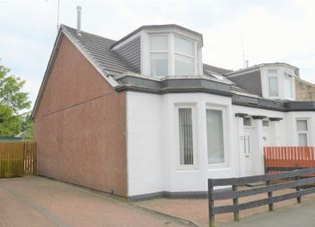 Thumbnail 3 bedroom semi-detached bungalow for sale in Bell Street, Renfrew