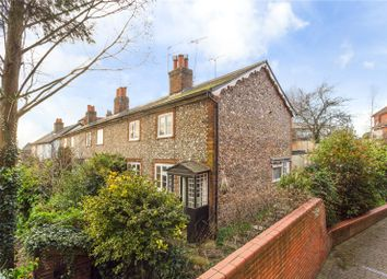 Thumbnail 2 bed end terrace house for sale in Flint Cottages, Gravel Hill, Leatherhead, Surrey