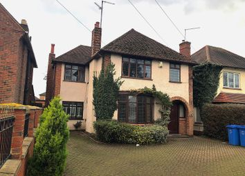 Thumbnail 4 bed detached house to rent in Pytchley Road, Kettering