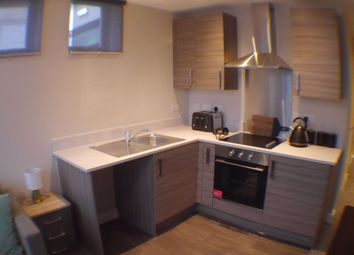 1 bed flat to rent in Melbourne House, Accrington, Lancashire BB5