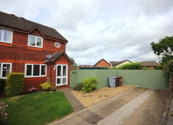 Thumbnail 2 bed semi-detached house for sale in Minster Court, Wistaston, Crewe