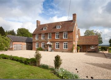 Thumbnail 6 bedroom detached house for sale in Blandford Road, Coombe Bissett, Salisbury