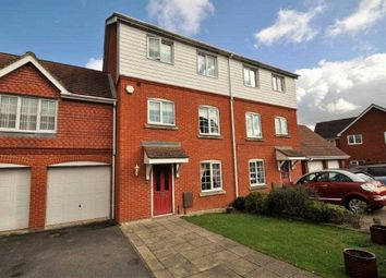 Thumbnail 4 bed town house for sale in Swaffer Way, Singleton, Ashford