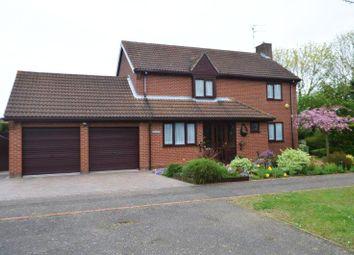 Thumbnail 4 bed detached house for sale in Kingsbridge Court, Werrington