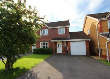 The Knapp, Yate, South Gloucestershire BS37. 3 bed detached house