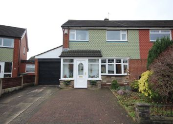 Thumbnail 3 bed semi-detached house for sale in Lorraine Close, Heywood, Rochdale