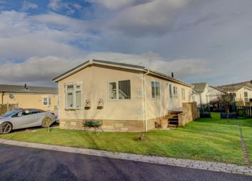 2 bed bungalow for sale in Bridgend Residential Park, Brewery Road, Wooler NE71