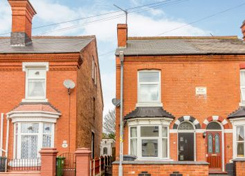 Thumbnail 3 bed semi-detached house for sale in Offmore Road, Kidderminster