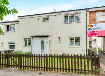 Thumbnail 3 bed end terrace house for sale in Ombersley Close, Woodrow South, Redditch