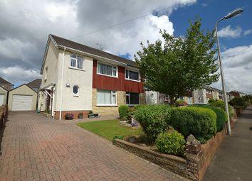 Thumbnail 3 bedroom semi-detached house for sale in Heol Uchaf, Rhiwbina, Cardiff.