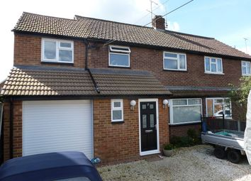 Thumbnail 4 bed semi-detached house for sale in Goaters Road, Ascot