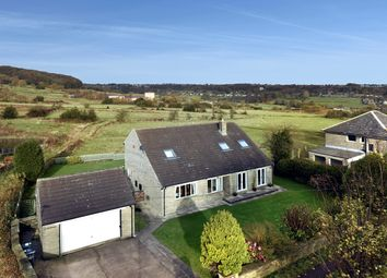 Thumbnail 4 bedroom detached house for sale in Bottom Of Hollin Hall Lane, Golcar, Huddersfield