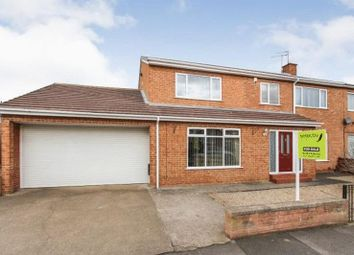 Thumbnail 5 bed semi-detached house for sale in Mackie Drive, Guisborough