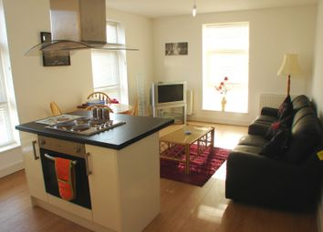 Thumbnail 2 bed flat to rent in Ferndale Street, Cyprus Place, London