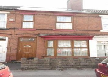 Thumbnail 3 bedroom property to rent in Dora Street, Walsall