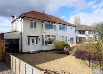 Thumbnail 3 bed semi-detached house for sale in Endsleigh Gardens, Chester