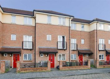 Thumbnail 4 bedroom town house for sale in Seaton Grove, Broughton, Milton Keynes, Bucks
