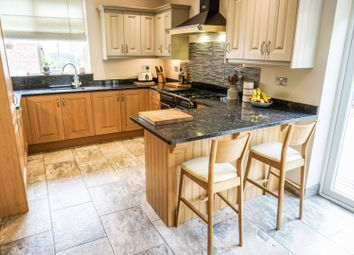 Thumbnail 4 bed detached house for sale in Grosvenor Crescent, Louth