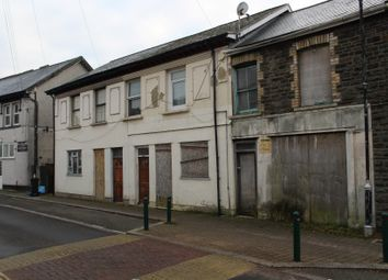 Thumbnail 10 bed block of flats for sale in 10 Perrott Street, Treharris, Merthyr Tydfil