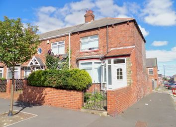 Thumbnail 2 bed terraced house for sale in Coleridge Avenue, South Shields