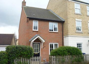 Thumbnail 3 bed property to rent in Apley Way, Lower Cambourne, Cambridge