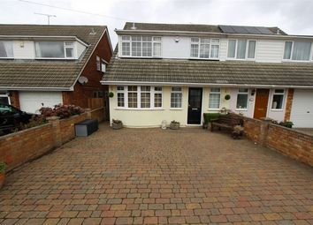 Thumbnail 3 bed semi-detached house for sale in 15 Borrowdale Close, Benfleet, Essex
