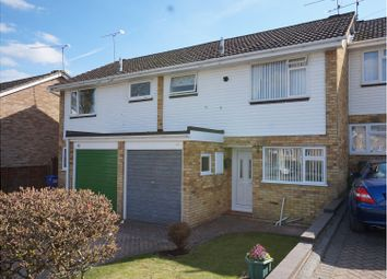 Thumbnail 3 bed terraced house for sale in Lymington Avenue, Yateley