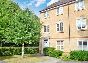 Thumbnail 4 bed town house for sale in Old College Road, Newbury