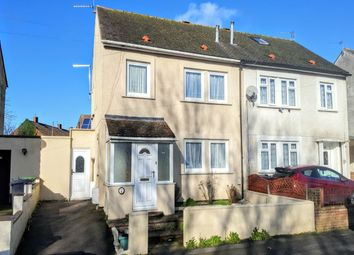 Thumbnail 2 bed semi-detached house for sale in Corhampton Crescent, Havant