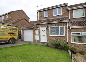 Thumbnail 2 bed semi-detached house for sale in Otter Way, Barnstaple