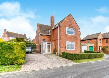 Thumbnail 3 bedroom detached house for sale in Chichester Road, Brookenby, Market Rasen