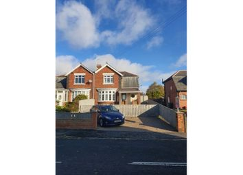 Thumbnail 2 bed semi-detached house for sale in High Road, Ferryhill