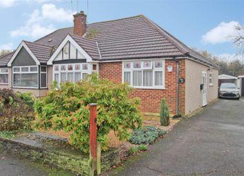 Thumbnail 2 bed semi-detached bungalow for sale in Herlwyn Avenue, Ruislip