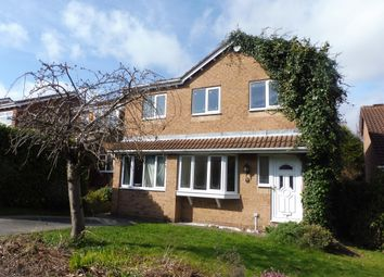 Thumbnail 3 bed detached house for sale in Gaunt Drive, Bramley, Rotherham