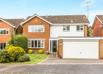 Thumbnail 4 bed detached house for sale in Elm Drive, Blakedown, Kidderminster