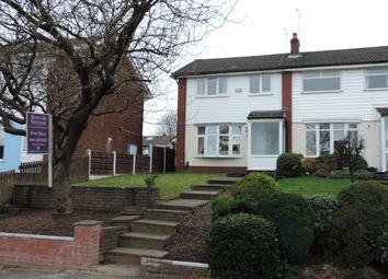 Thumbnail 3 bed town house for sale in Alandale Drive, Royton, Oldham
