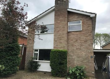 Thumbnail 4 bed property for sale in 22, Parkfield Drive, Nantwich CW57Db