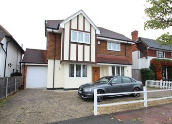 Thumbnail 6 bed detached house for sale in Burford Road, Bickley, Bromley, Kent