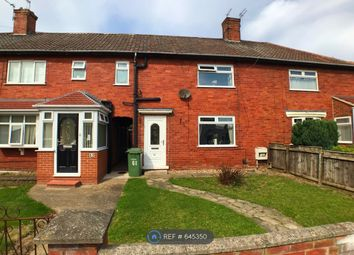 Thumbnail 3 bed terraced house to rent in Malvern Road, Billingham
