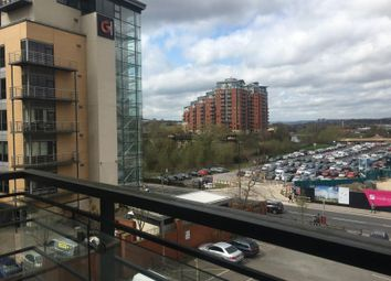 Thumbnail 2 bed flat for sale in Riverside Way, Leeds