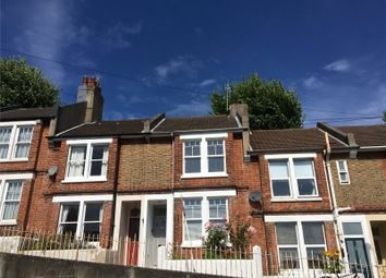 Thumbnail 2 bed terraced house for sale in Kingsley Road, Brighton, East Sussex