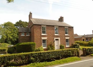 Thumbnail 4 bedroom detached house for sale in Kirkbride, Wigton, Cumbria