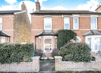 Thumbnail 2 bed semi-detached house for sale in Fordwater Road, Chertsey, Surrey