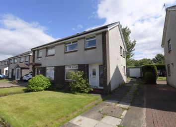 Thumbnail 3 bed semi-detached house for sale in Brora Drive, Renfrew
