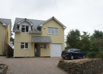 Thumbnail 4 bed detached house to rent in Carlyon Road, Playing Place, Truro