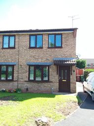 Thumbnail 1 bed semi-detached house to rent in Benenden Close, Stafford