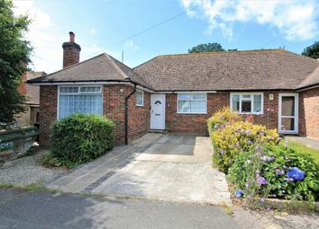Thumbnail 3 bed semi-detached bungalow for sale in Grange Court Drive, Bexhill On Sea, East Sussex