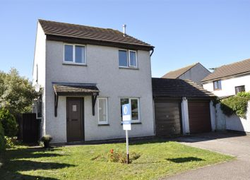 Thumbnail 4 bed detached house for sale in Hellings Gardens, Broadclyst, Exeter