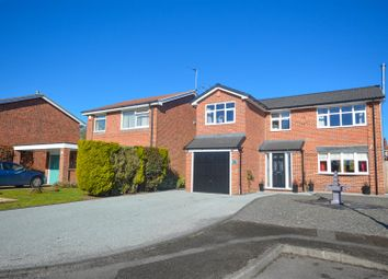 Thumbnail 4 bed detached house for sale in Broadfields, Calverton, Nottingham