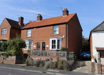 Thumbnail 2 bed cottage for sale in Old Gosport Road, Fareham
